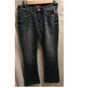Size 2/26 Lucky Brand Jeans Sofia Boot